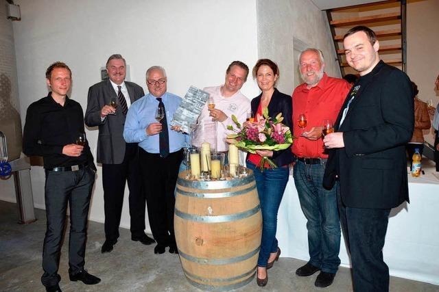 Das Weingut von Gleichenstein expandiert weiter