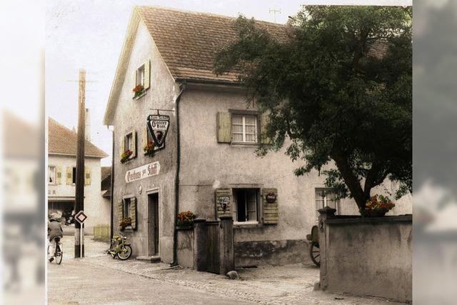 Der erste Walz in Heitersheim hieß Martin