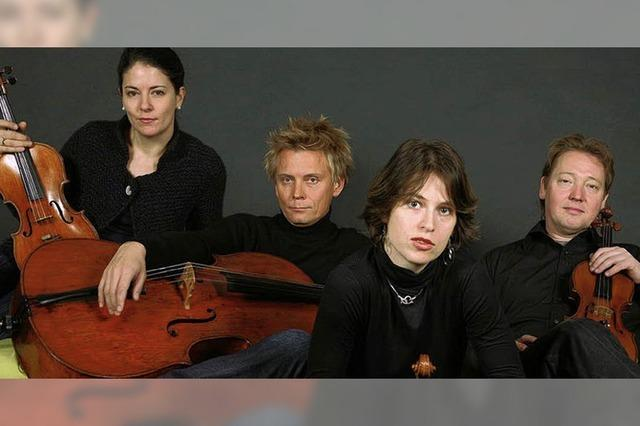 Minguet Quartett in Schloss Bonndorf