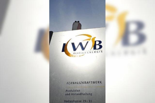 IWB forciert Energiewende