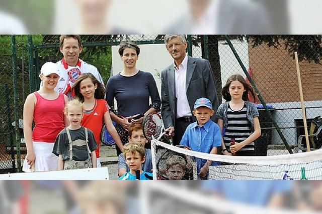 Talentino: Tennisclub Lörrach sucht Talente