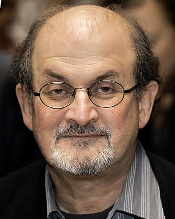 Salman Rushdie  | Foto: Verwendung weltweit, usage worldwide