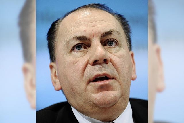 Axel Weber ist neuer UBS-Präsident - nicht alle Schweizer finden's toll