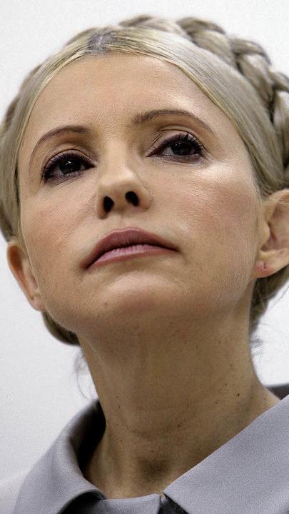 Julia Timoschenko  | Foto: dpa