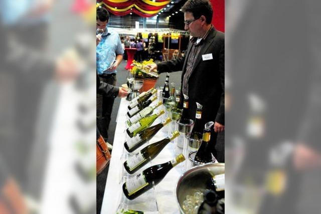 Weinmesse in Offenburg: Baden misst sich mit Südtirol