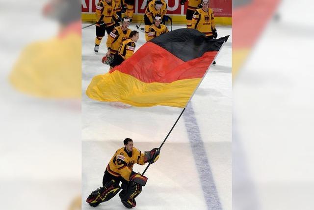 Deutschland will bei der Eishockey-WM das Eis als Sieger verlassen