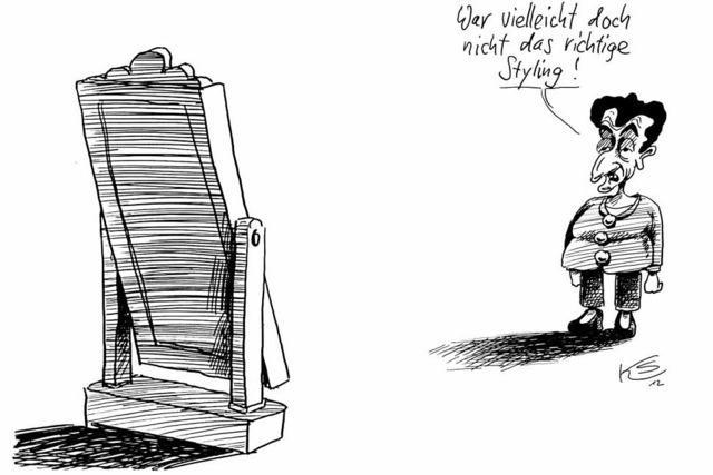 Zuviel Anleihe bei Merkel?