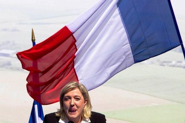 Wahl in Frankreich: Werben um die Marinisten