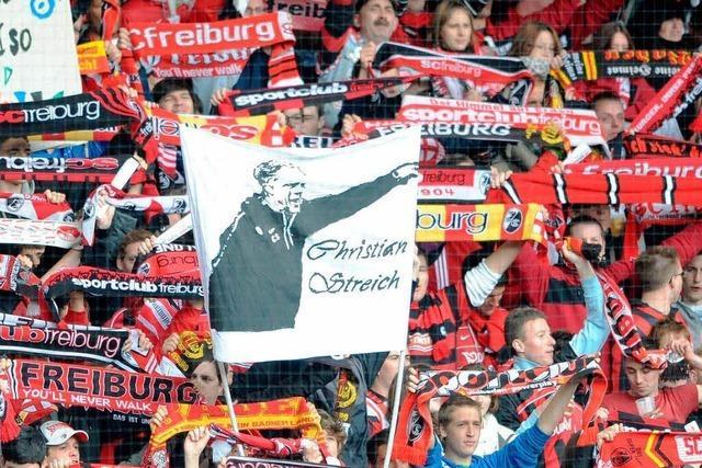 8000 Fans fahren mit dem SC Freiburg nach Dortmund