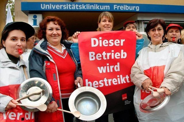 Unbefristeter Streik an Unikliniken beschlossene Sache