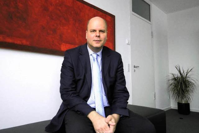 Rückblick auf die erste Amtsperiode von Jürgen Louis