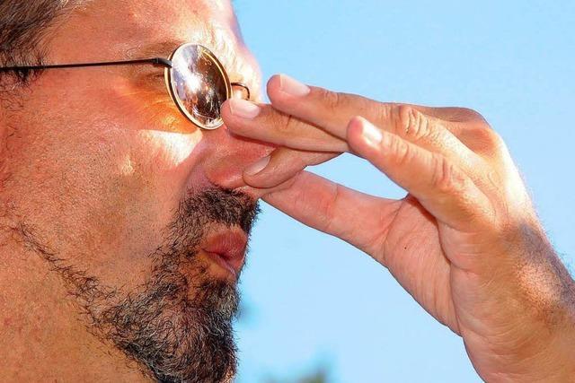 Geruchsproblem bei Bilcare: Hoffnung für Staufener Nasen