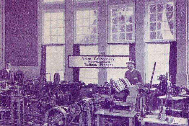 Die Bürstenmacher von Todtnau