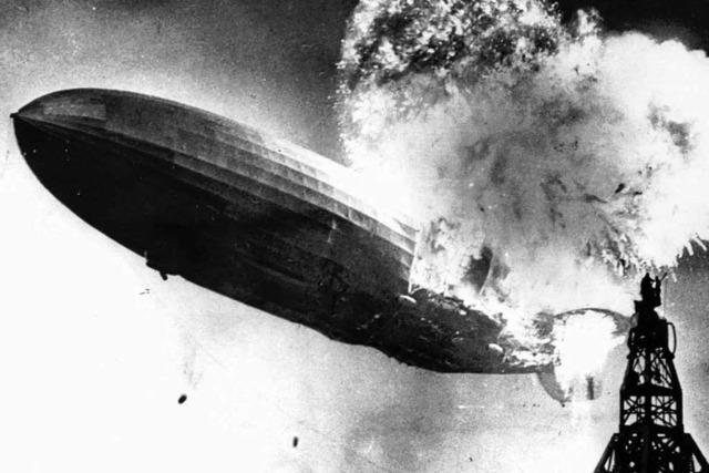 Die Hindenburg: Die Titanic der Lüfte