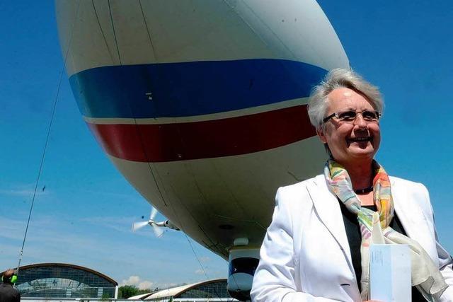 Zeppelin fliegt für Klimaforschung – zwanzig Wochen über Europa