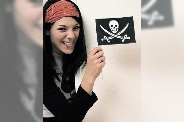 SONNTAG: KINDER: Im Piratenalltag