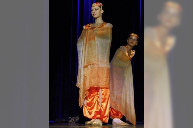 JugendBallettEnsemble: Aladin und die Wunderlampe