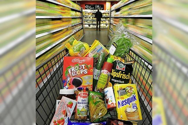 Mehr Platz im Supermarkt