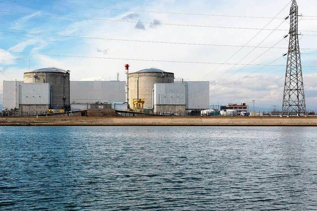 Technische Panne im Atomkraftwerk Fessenheim