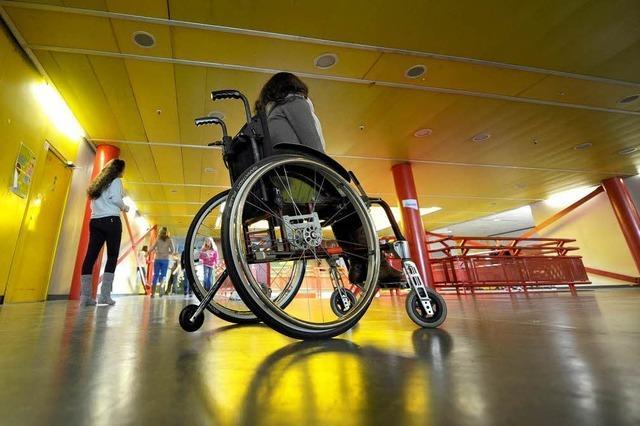 Behinderten eine Zukunftsperspektive geben