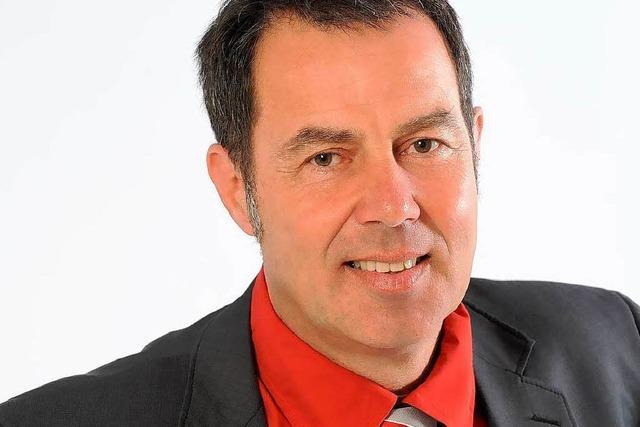 Bürgermeisterwahl : Andreas Schneucker kandidiert