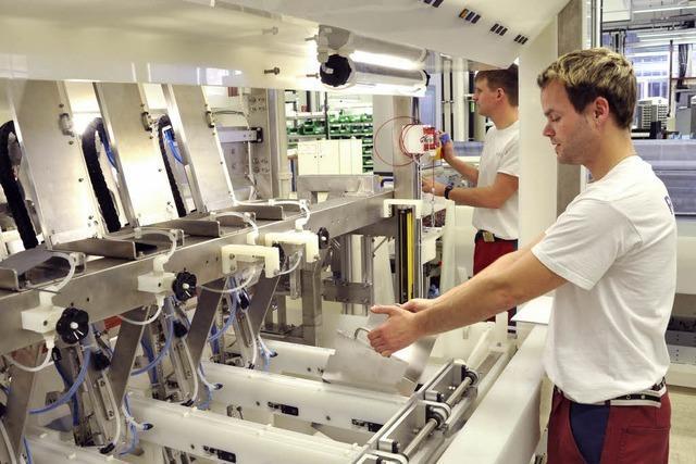 Maschinenbauer Rena verdreifacht den Gewinn