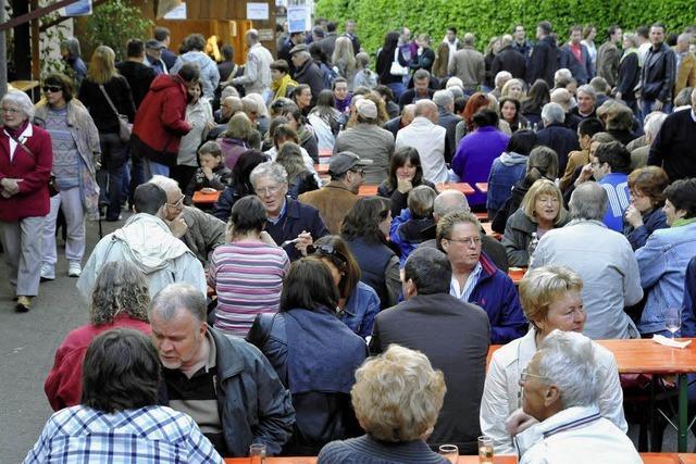St. Georgener Weinfest
