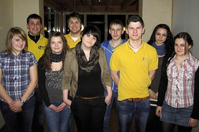 Ein erfolgreiches Jahr der Biederbacher Landjugend