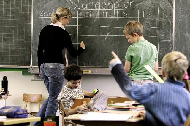 Nur Realschulen halten Anmeldezahl