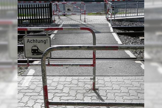 Breisgau S-Bahn 2020 verheißt barrierefreie Bahnhöfe