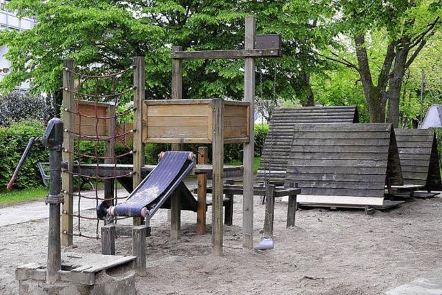 Am Laubenhof soll ein Mehrgenerationenspielplatz entstehen