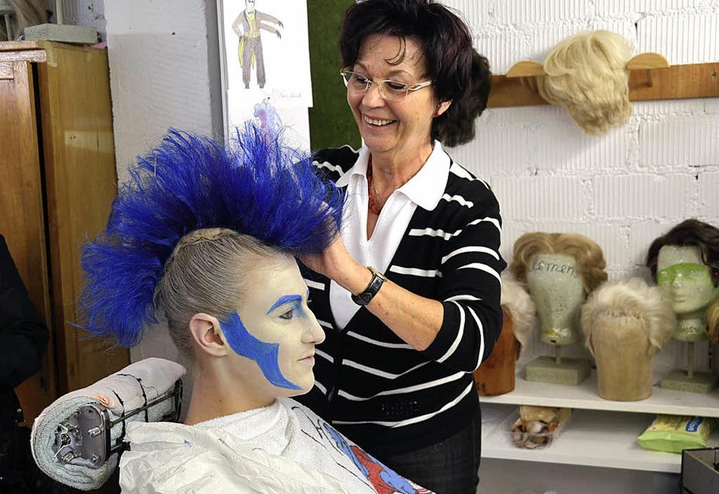 Kreativität und handwerkliches Können ...r Festspiele das Publikum begeistern.   | Foto: frank kreutner