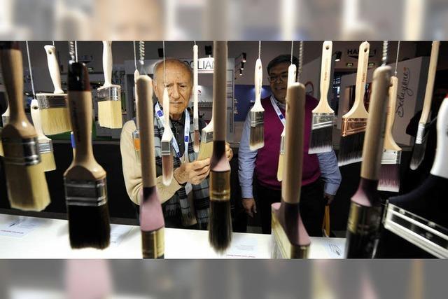 Freiburger Messe wird zum Treffpunkt der globalen Bürstenindustrie