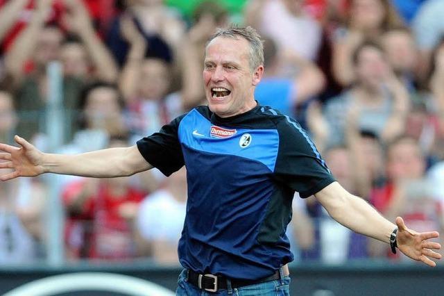 Wie Christian Streich die Perspektiven des SC Freiburg sieht