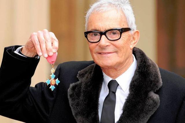 Starfriseur Vidal Sassoon: Der Erfinder des Bob ist tot