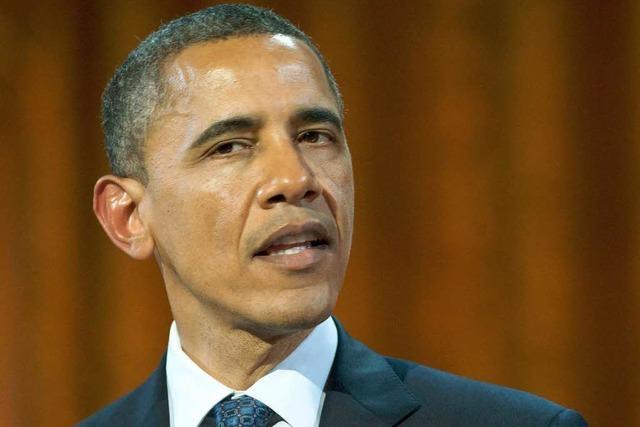 Obama spricht sich überraschend für Zulassung der Homo-Ehe aus