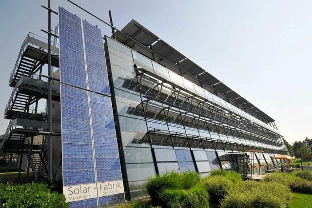 Zwischenhoch für die deutsche Solarbranche