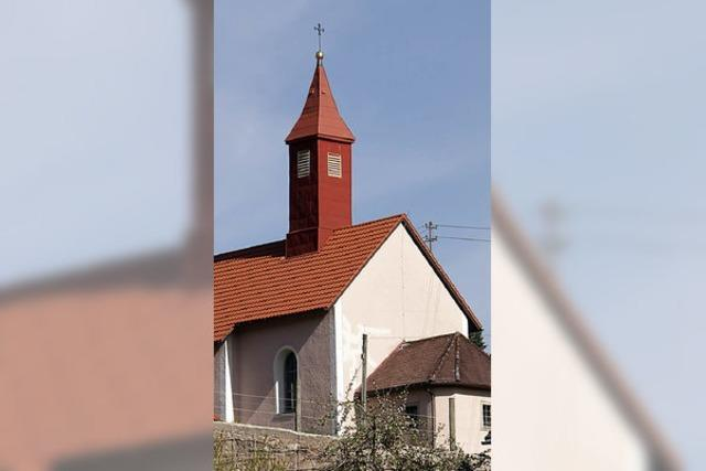 Dorfkirche in Bulgenbach erlebt heute eine neue Blüte