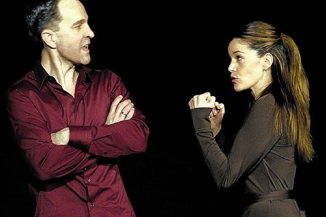 Kabarett mit Michael und Jennifer Ehnert im Nellie Nashorn