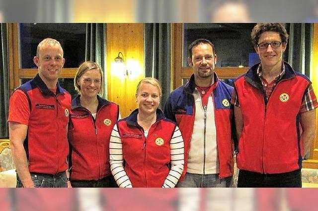 Bergwacht Pionierin gibt den Vorsitz ab