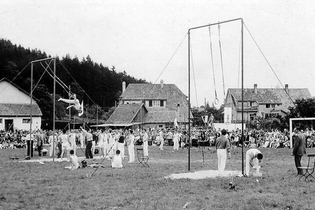 Sportliche Heimat für viele Generationen