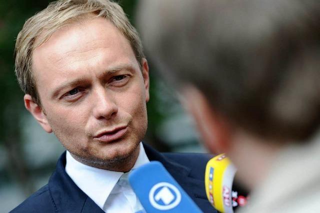 Lindner – vom Fahnenflüchtling zum Heilsbringer der FDP?