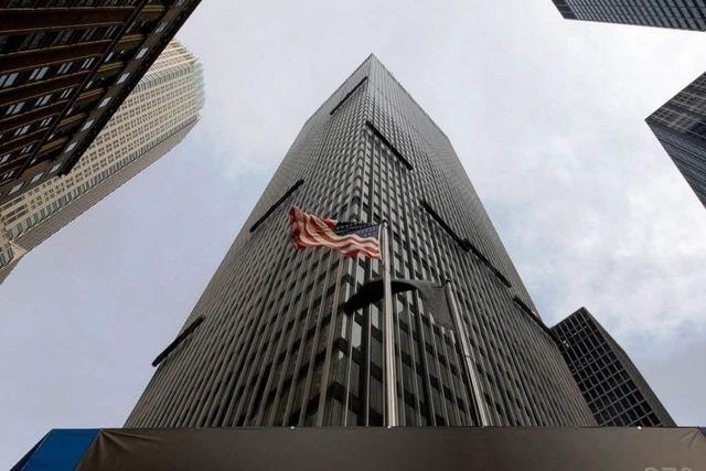 US-Bank verzockt Milliarden