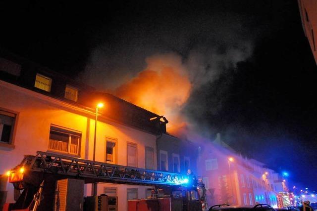 Brand verursacht 250000 Euro Schaden