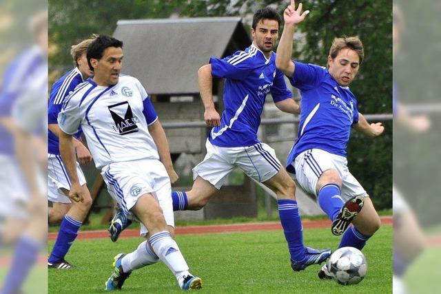 Englische Woche für den FC Neustadt