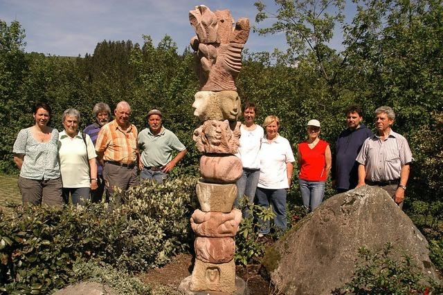 Gemeinschaftswerk der Bildhauer