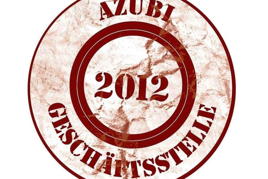 Azubi-Geschäftsstelle 2012 (Foto: bz)
