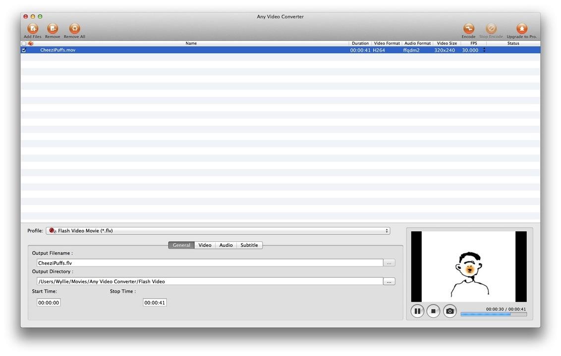 """Any Video Converter - Wer einen Film i...erter"""" an der richtigen Adresse.    Foto: IDG"""