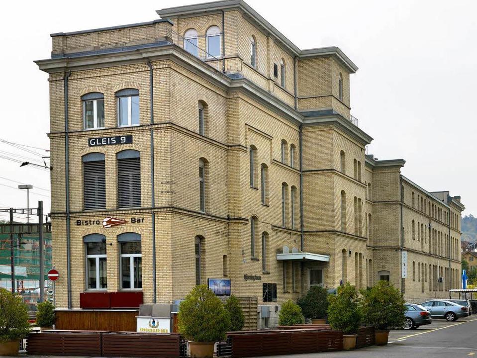 Das Gebäude wird vor dem Abriss gerettet.  | Foto: Swiss Prime Site AG