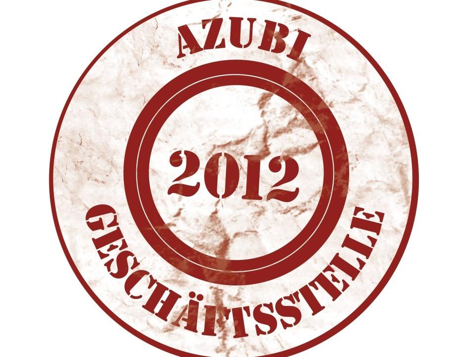 Azubi-Geschäftsstelle 2012  | Foto: bz